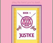 Review~ Justice (Deck of Lies #1) by Jade Varden