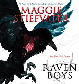 Audiobook (Mini) Review~ The Raven Boys by Maggie Stiefvater