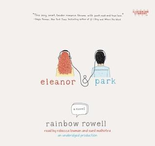 Audio Review~ Eleanor & Park by Rainbow Rowell