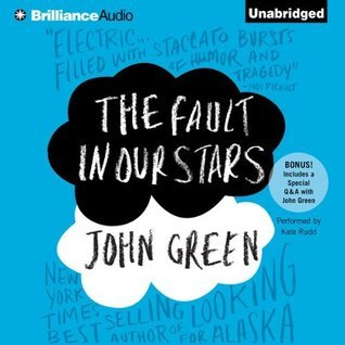 Audiobook Reivew~ The Fault in Our Stars by John Green