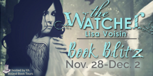 Book Blitz! The Watcher by Lisa Voisin (Excerpt + Giveaway)