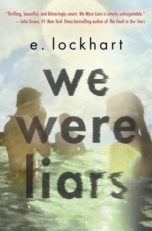 ARC Review ~ We Were Liars by E. Lockhart