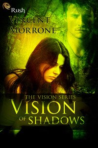 Blog Tour- Vision of Shadows (Vision #1) by Vincent Morrone (Excerpt + Giveaway)