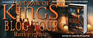 Blog Tour~ A Draw of Kings by Patrick W. Carr (Excerpt + Giveaway)