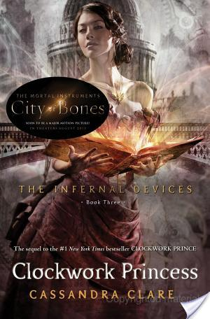 Audiobook Review~ Clockwork Princess (The Infernal Devices, #3) by Cassandra Clare
