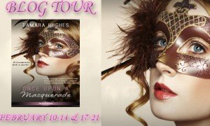 Blog Tour- Once Upon a Masquerade by Tamara Hughes (Review + Giveaway)