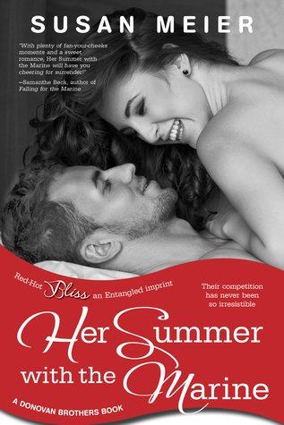 Review~Her Summer with the Marine: A Donovan Brothers Novel by Susan Meier