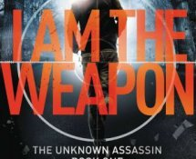 Review ~ I Am the Weapon (The Unknown Assassin #1) by Allen Zadoff
