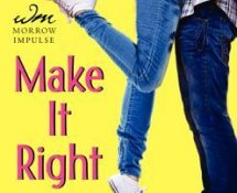 Blog Tour | Make it Right (Bowler University #2) by Megan Erickson (Review + Giveaway)