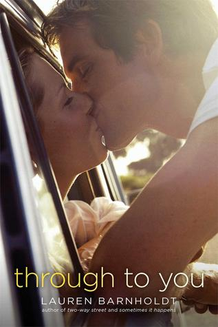 Review   Through to You by Lauren Barnholdt