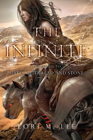 ARC Review + Giveaway   The Infinite by Lori M. Lee