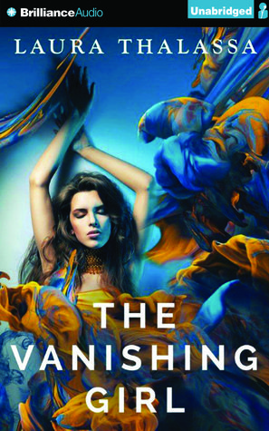 Audio book Review |The Vanishing Girl by Laura Thalassa