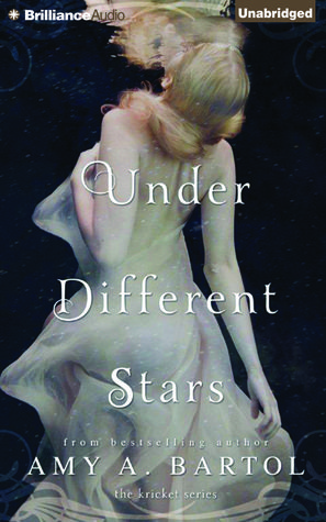 Audio Book Review | Under Different Stars by Amy A. Bartol