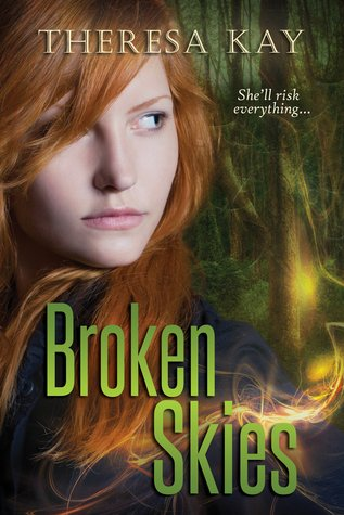 Review | Broken Skies by Theresa Kay