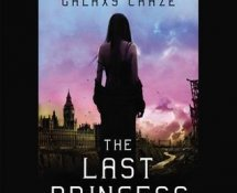 Audio Book Review   The Last Princess by Galaxy Craze