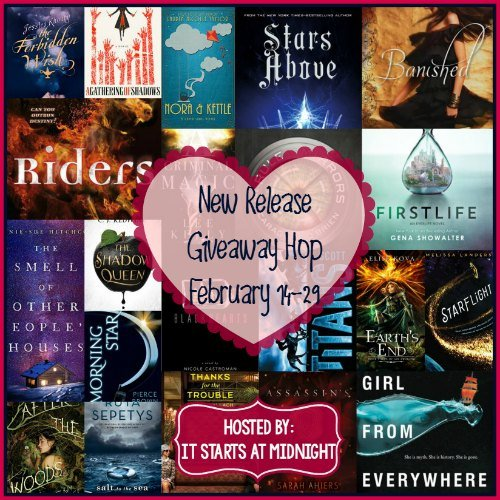 March New Release Hop | #Giveaway