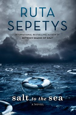 Emotionally Wrecking // Salt to the Sea by Ruta Sepetys
