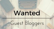 Wanted: Guest Bloggers
