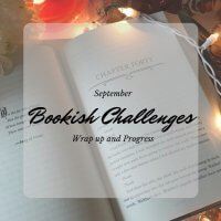 Bookish Challenges September
