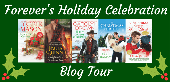 Forever Romance Holiday Celebration Blog Tour
