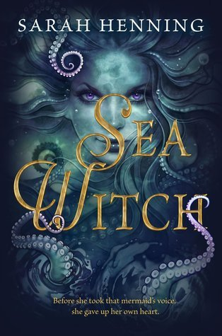 Audio Book Review    Sea Witch by Sarah Henning