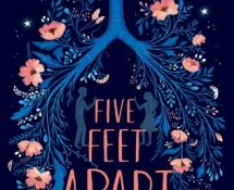 Blog Tour | Five Feet Apart by Rachael Lippincott (Review + Giveaway)