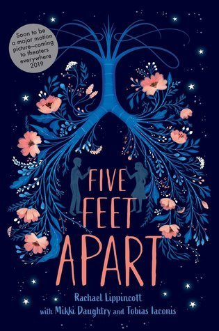 Five Feet Apart by Rachael Lippincott