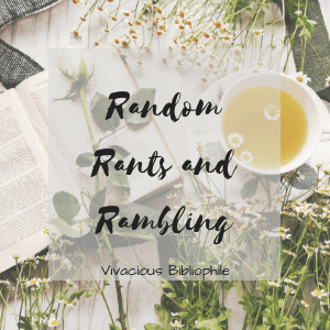 Random Rants and Rambling #15 ~ Romance on Audio