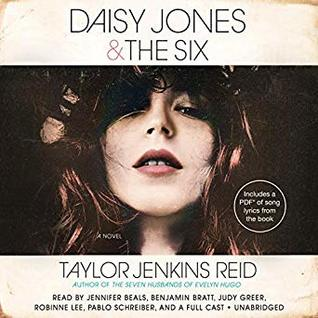 Book Review | Daisy Jones & The Six by Taylor Jenkins Reid