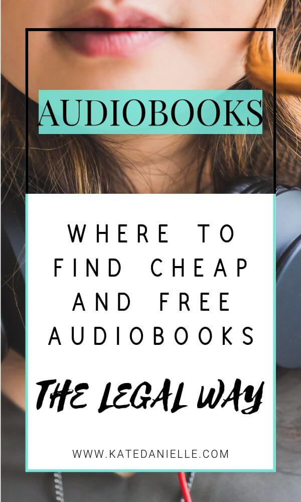Where to Find Cheap & Free Audiobooks