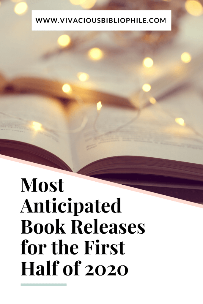 Most Anticipated Book Releases